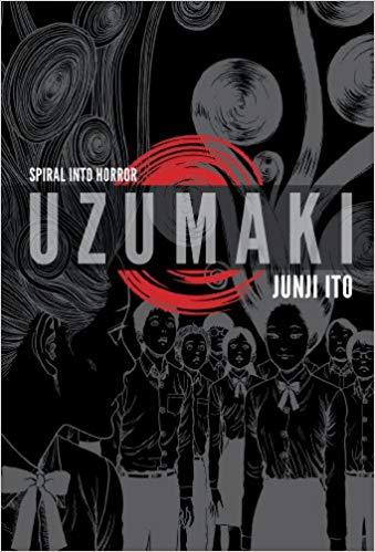 Uzumaki Manga- The Town Infected with Spirals