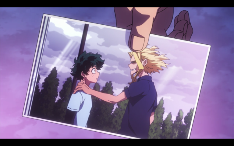 MHA S4 Ep1: The Scoop on U.A Class 1-A Recap/Review