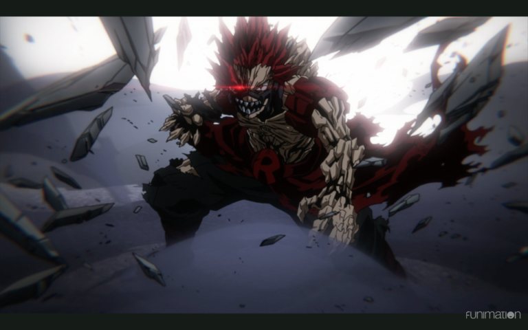 MHA S4 Ep. 5: Let's Go, Gutsy Red Riot!